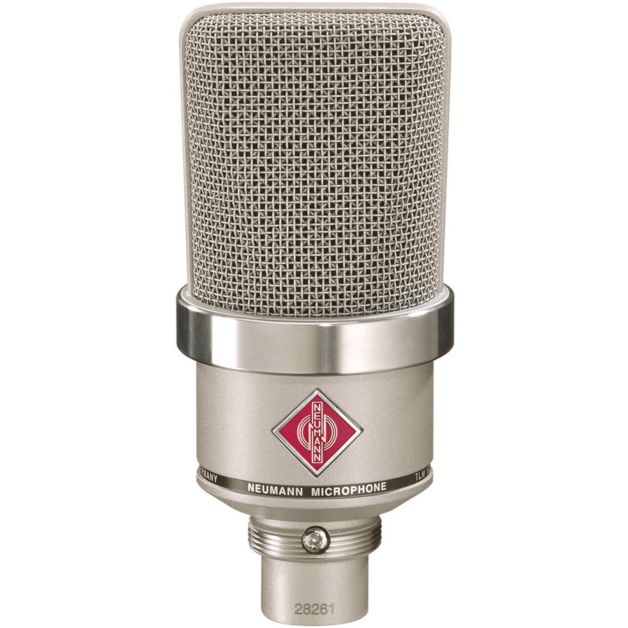View larger image of Neumann TLM 102 Large-Diaphragm Condenser Microphone - Nickel