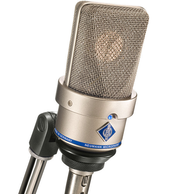 View larger image of Neumann TLM 103 D Large-Diaphragm Condenser Microphone - Nickel