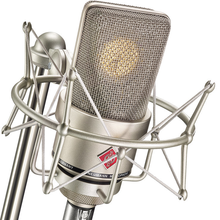 View larger image of Neumann TLM 103 Stereo Set - Nickel