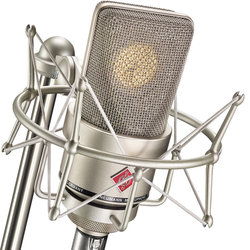 Neumann TLM 103 Studio Set - Nickel