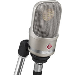 Neumann TLM 107 Large Diaphragm Condenser Microphone - Nickel