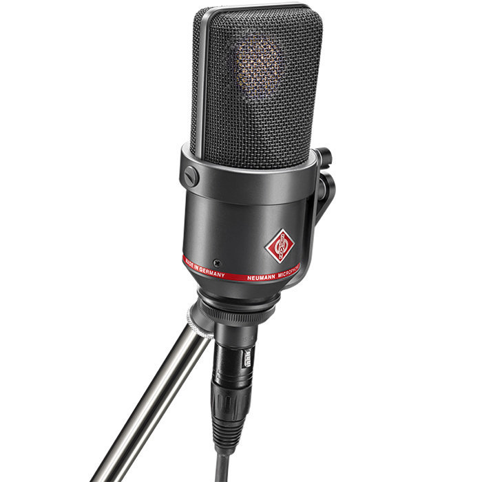 View larger image of Neumann TLM 170R MT Large Diaphragm Condenser Microphone - Black
