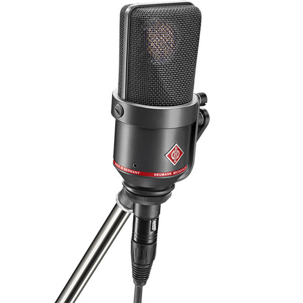 View larger image of Neumann TLM 170R MT Stereo Multi-Pattern Microphones - Black