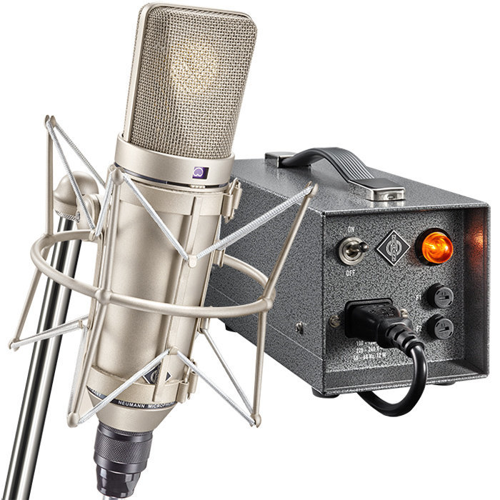 View larger image of Neumann U 67 Collector's Edition Large Diaphragm Condenser Microphone