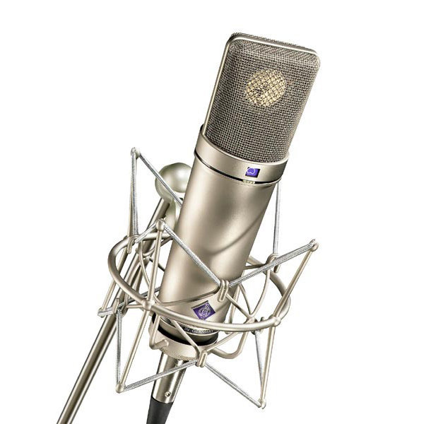 View larger image of Neumann U87AI Switchable Studio Microphone Condenser Pack