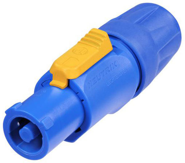 View larger image of Neutrik NAC3FCA PowerCON Connector - Power In