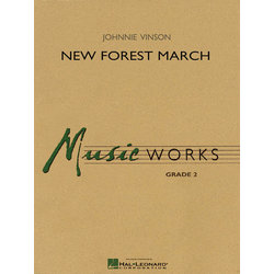 New Forest March - Score & Parts, Grade 2