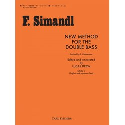 New Method for The Double Bass (Simandl)