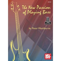 New Passion of Playing Bass w/Online Audio