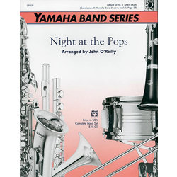 Night at the Pops - Score & Parts, Grade 1