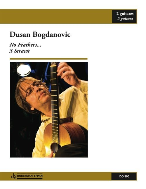 View larger image of No Feathers On This Frog & 3 Straws (Bogdanovic) - Guitar Duet