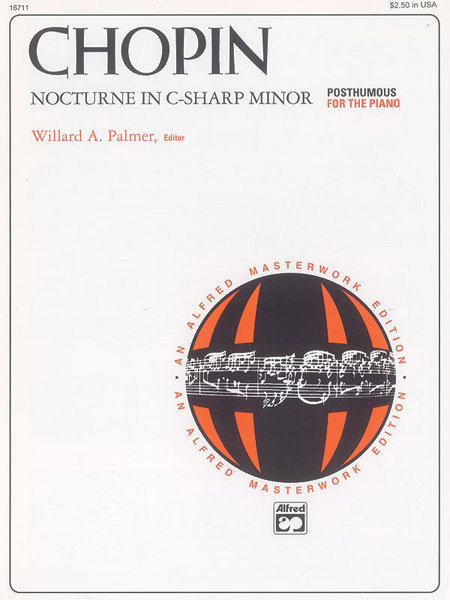 View larger image of Nocturne in C-Sharp Minor (Posth.) (Chopin/Palmer)