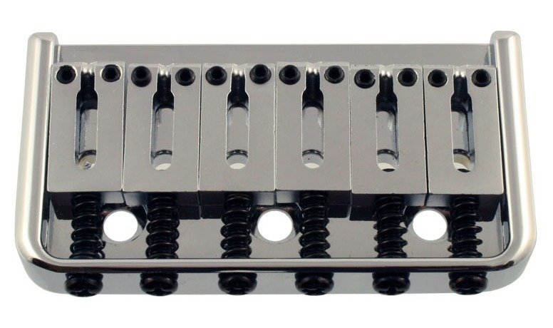 View larger image of Non-Tremolo Bridge - Chrome