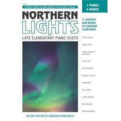 Northern Lights Late Elementary Piano Duets (CNCM) - (1P4H)