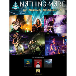 Nothing More – Guitar & Bass Tab Collection