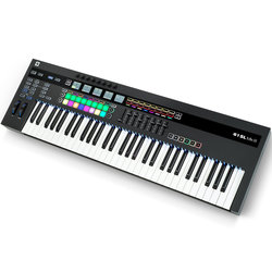 Novation 61SL MK3 61-key Keyboard Controller