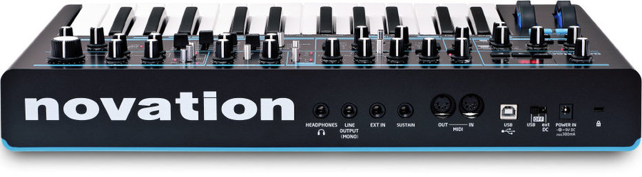 View larger image of Novation Bass Station II 25-Key Synthesizer