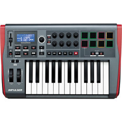 Novation Impulse 25 25-Key USB MIDI Controller