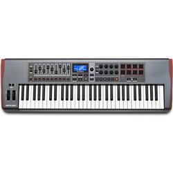 Novation Impulse 61 61-Key USB MIDI Controller