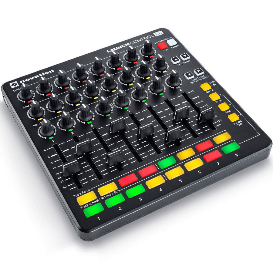 View larger image of Novation Launch Control XL MK2 Controller