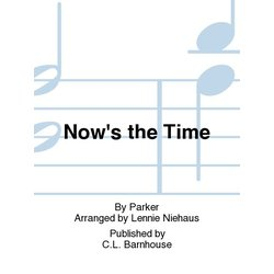 Now's the Time - Score & Parts, Grade 3