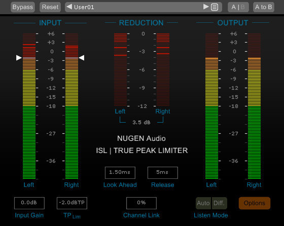 View larger image of Nugen Audio ISL to ISL2 - Digital Download
