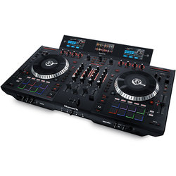 Numark NS7III 4-Channel Motorized DJ Controller and Mixer