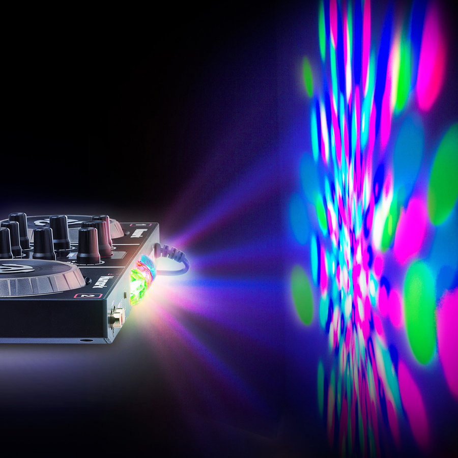View larger image of Numark Party Mix DJ Controller with Built In Light Show