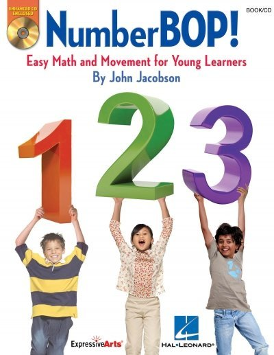 View larger image of NumberBOP! - Book/CD