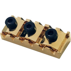 Floyd Rose R3 Original Locking Nut - Gold