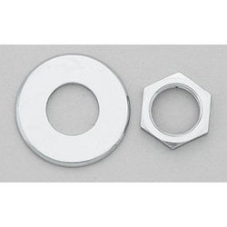 Nuts and Washers for Schaller Straplock - Chrome