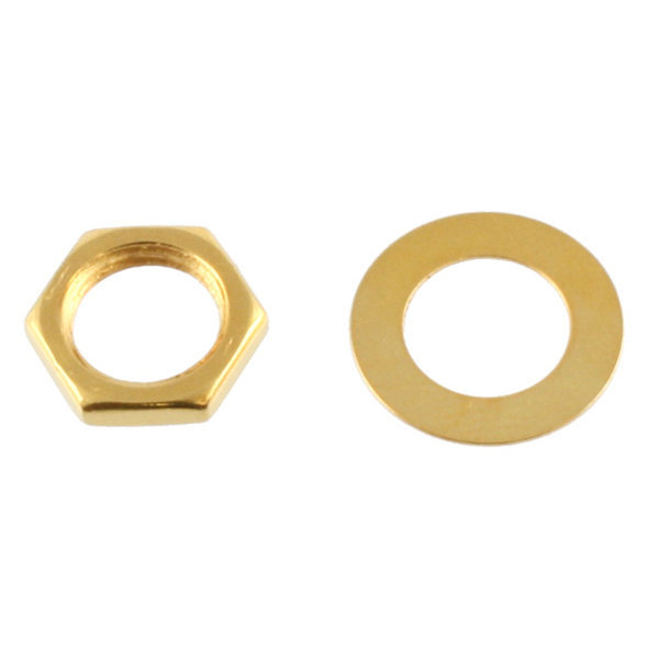View larger image of Nuts and Washers - Gold