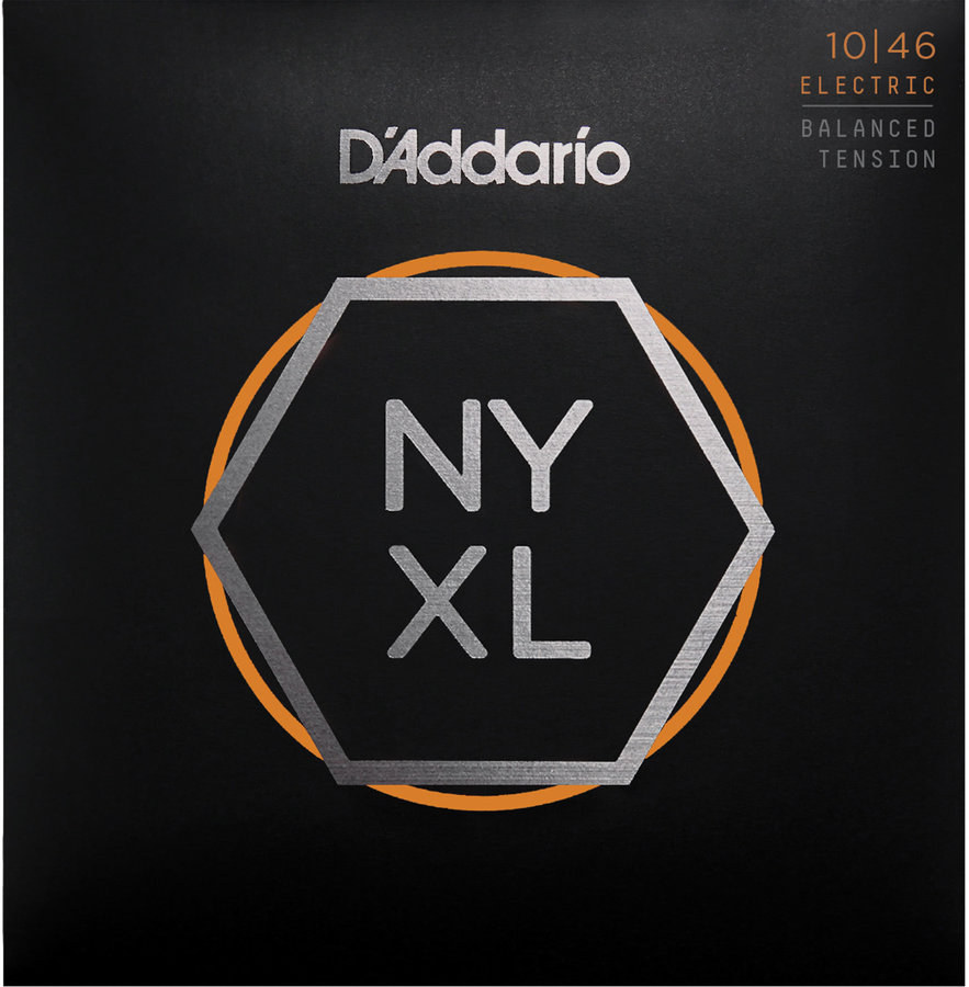 View larger image of NYXL Electric Guitar Strings - Nickel Wound, Balanced Tension, 10-46