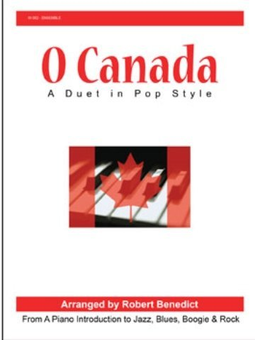 View larger image of O Canada - A Duet in Pop Style - Piano Duet (1P4H)