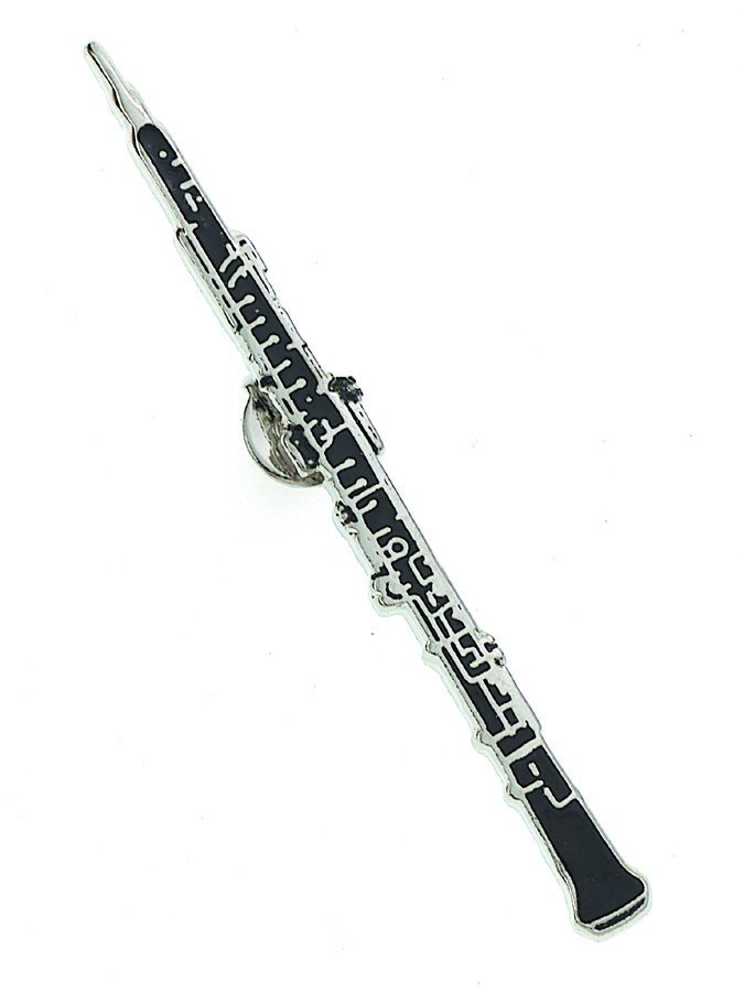 View larger image of Oboe Pin