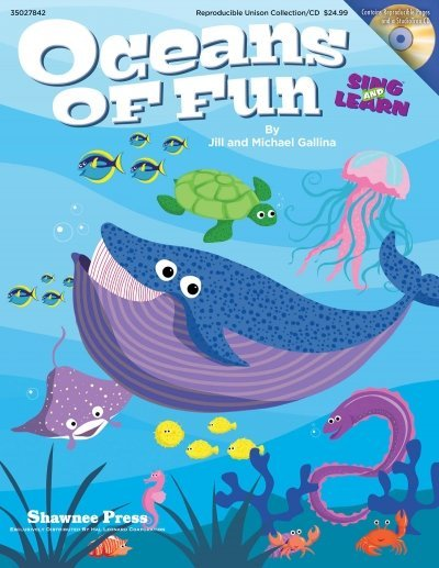 View larger image of Oceans of Fun - Teacher Guide w/CD
