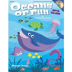 Oceans of Fun - Teacher Guide w/CD