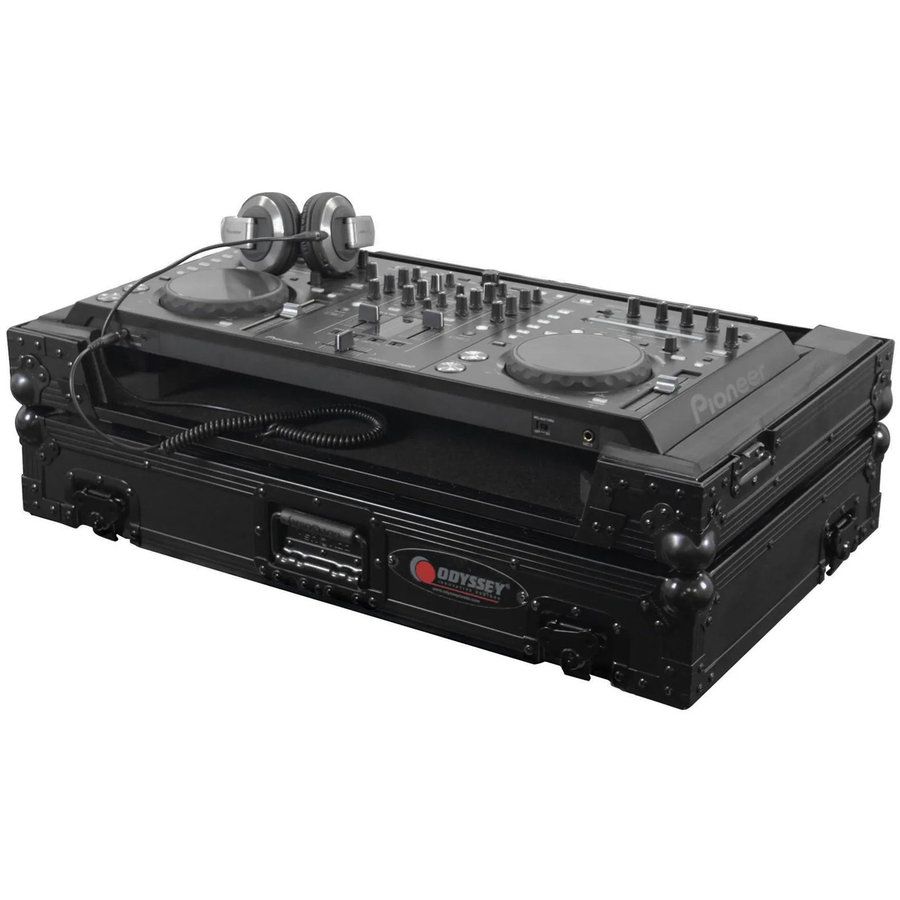 View larger image of Odyssey Black Label Flight Case for DDJ-RX/SX/SX2/S1/T1 Controllers