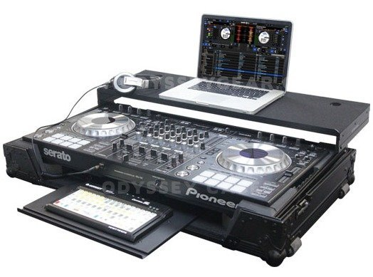 View larger image of Odyssey DJ Controller Glide Style Case with Bottom GT Glide Tray