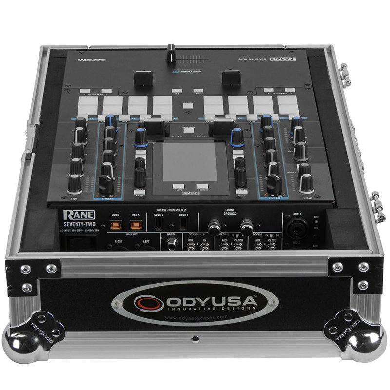View larger image of Odyssey DJ Mixer Fight Case for Rane Seventy/Seventy-Two