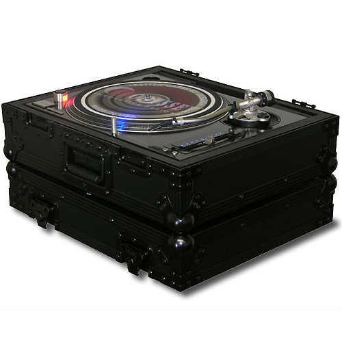 View larger image of Odyssey FZ1200BL Black Label Tuntable Case