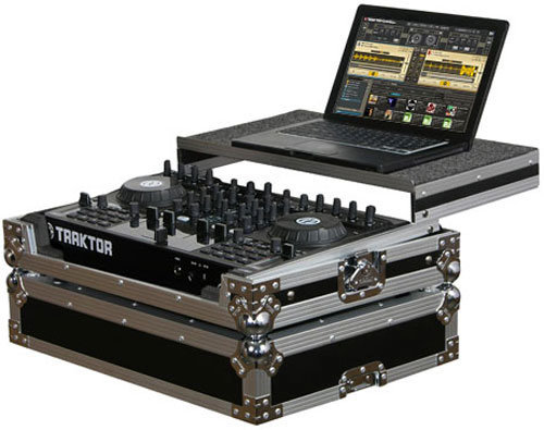 View larger image of Odyssey FZGSTKS4 Case with Traktor S4 Controller