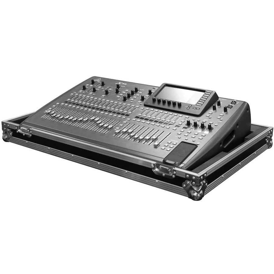 View larger image of Odyssey X32 Mixing Console Flight Case with Wheels
