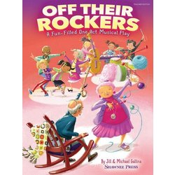 Off Their Rockers - Performance Kit with CD