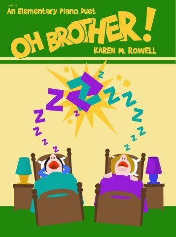 View larger image of Oh Brother! - Piano Duet (1P4H)