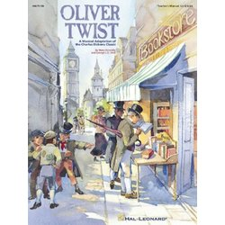 Oliver Twist Musical - Showtrax CD