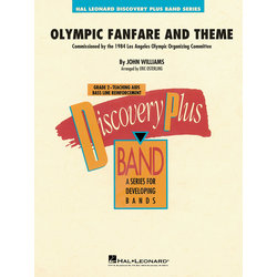 Olympic Fanfare and Theme - Score & Parts, Grade 1