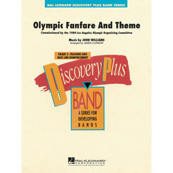 Olympic Fanfare and Theme - Score & Parts, Grade 2