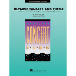 Olympic Fanfare and Theme - Score & Parts, Grade 4