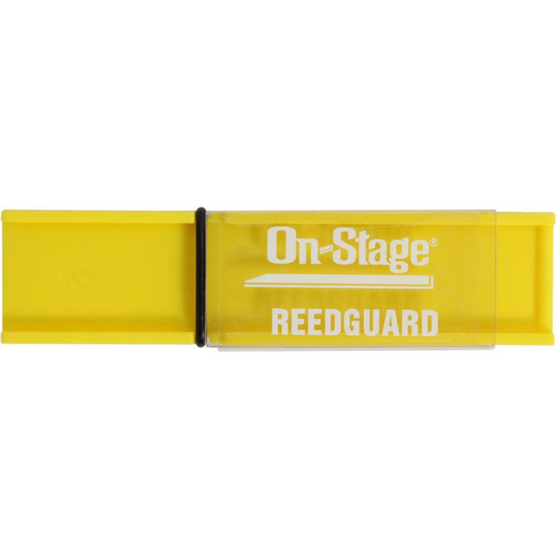 View larger image of On-Stage 2-Slot Reed Guard